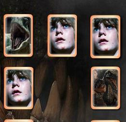 Play Jurassic World Memory Match Game