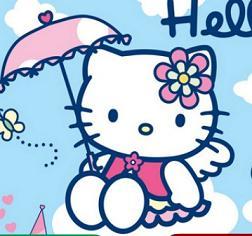 Play Hello Kitty Maths Test Game
