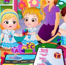 Play Baby Hazel Learns Vehicles Game