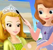 Play Sofia The Painter Game