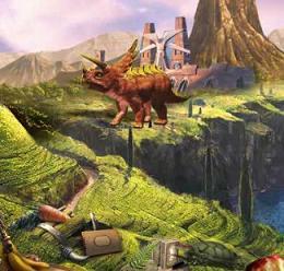 Play Dinosaur Land Game