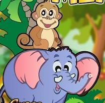 Play Kids Animals Memory Game