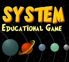 Play Solar System Educational Game Game