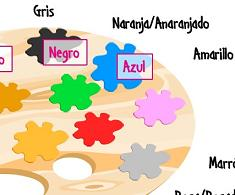 Play Spanish Colors Game