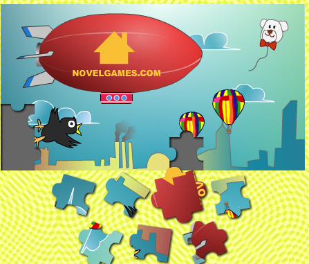 Play The Missing Jigsaw Game