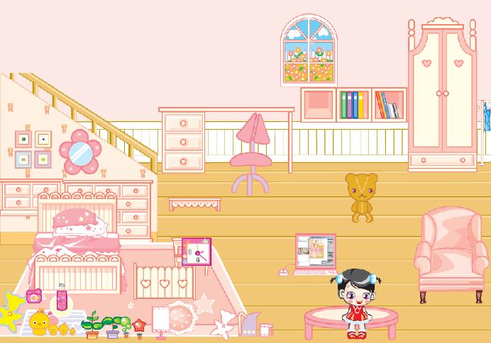 Play Kids Room 6 Game