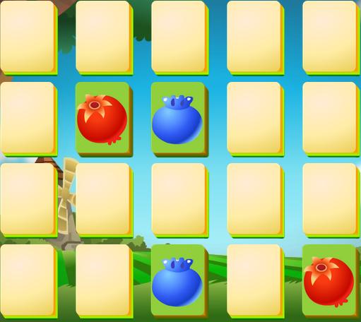Play Fruit Flip Game