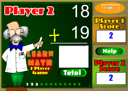Play Learn Math Game
