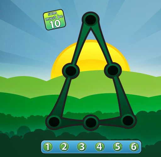 Play Brain Shapes Game