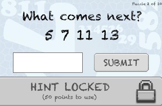 Play Brain Numbers Volume I Game