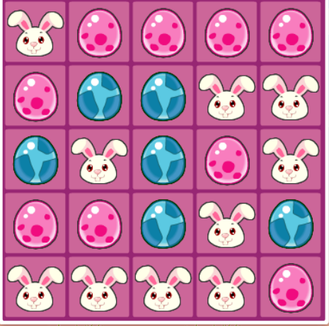 Play Easter Match Game