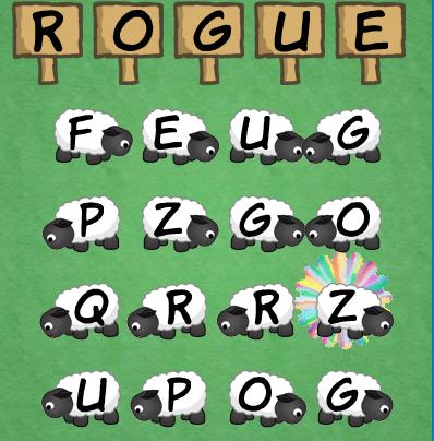 Play Word Herd Game
