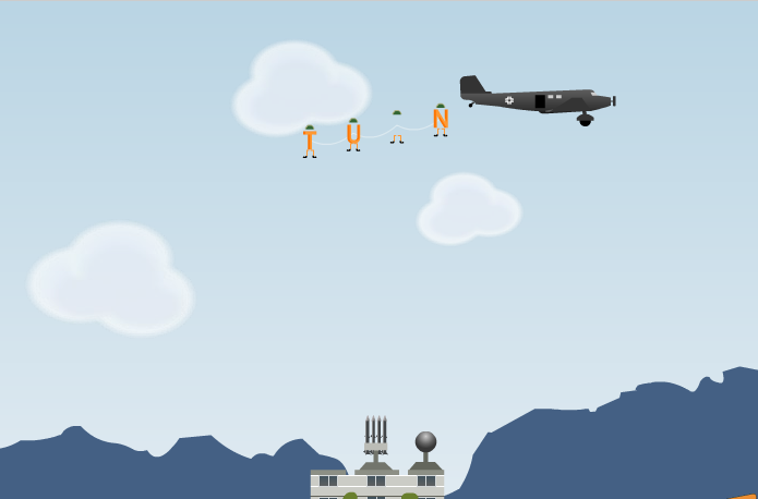 Play Word War I Game