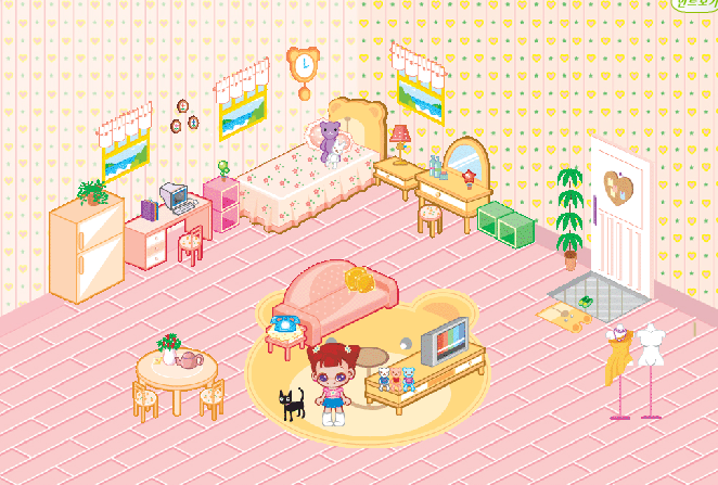 Play Kids Room 4 Game