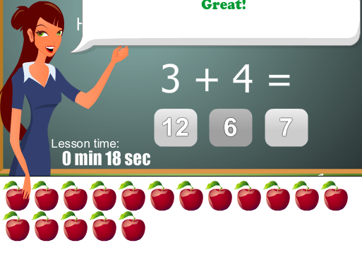 Play Math Laboratory Game