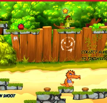 Play Gator Adventure Game