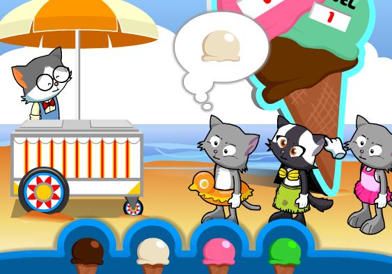 Play Ice Cream Madness Game