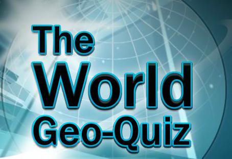 Play The World Geo Quiz Game