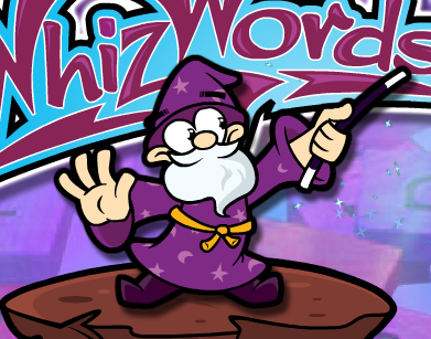 Play Whiz Words Game