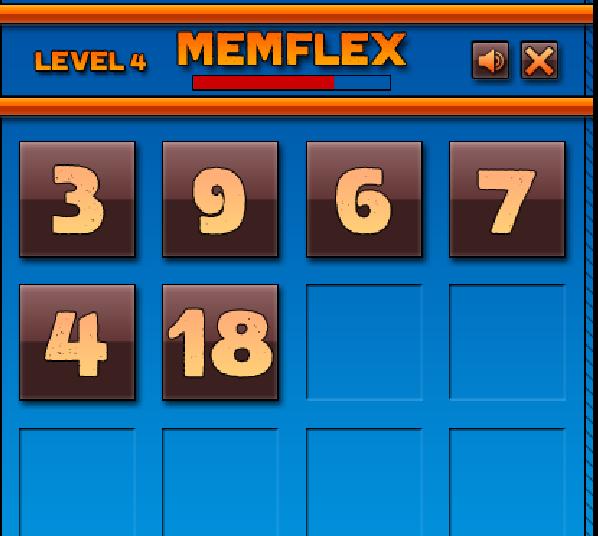Play Memflex Game