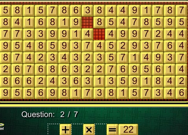 Play Arithmetic Game