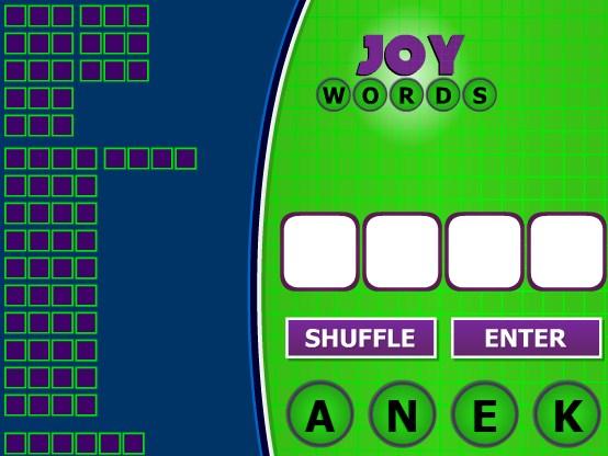 Play Joy Words Game
