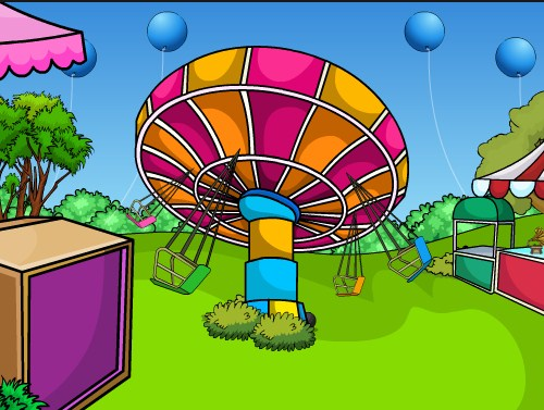 Play Escape from theme park Game