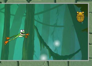 Play Treefrog Treasure Game