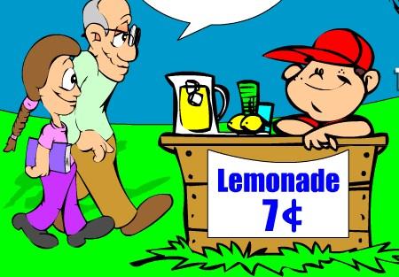 Play Lemonade Larry Game