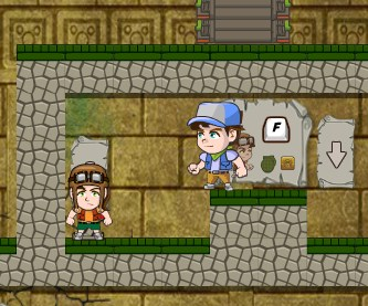 Play Maya Adventure Game