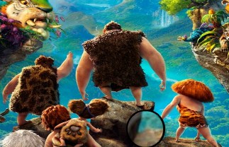 Play The Croods Hidden Letters Game