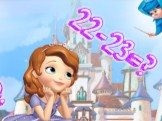 Play Sofia The First Maths Test Game