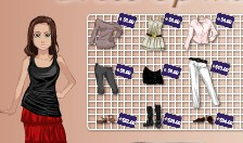 Play Dress Up Math Game