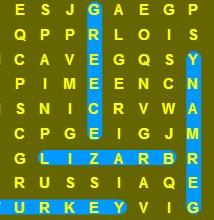 Play Hidden Words 2 Game