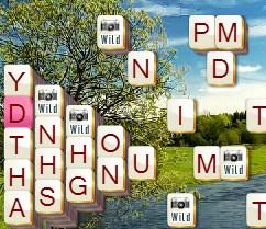 Play Word Mahjong Game