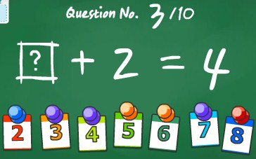 Play DinoKids   Math Game
