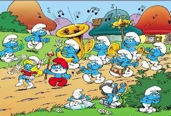 Play The Smurfs Game