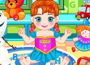 Play Baby Anna Find Alphabets Game