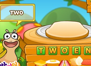 Play Sandwich Words Game