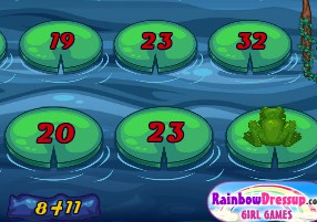 Play Froggy Jumps Game