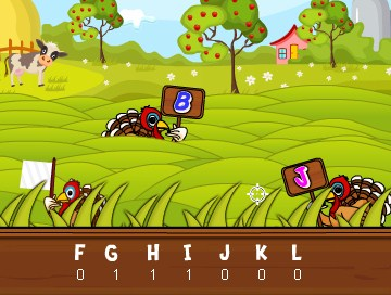 Play Alphabets Carnival Game