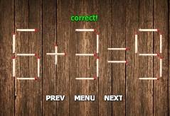 Play Matchstick Math Game
