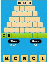 Play Word Pyramid Game