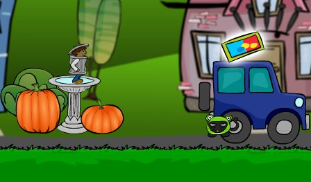Play Candy Capers Game