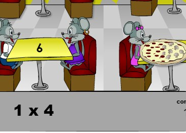 Play Pizza Pizzazz Game