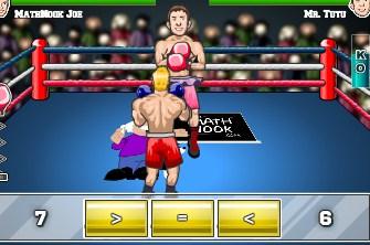Play Mathnook Boxing Game