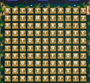 Play Christmas Word Hunt Game