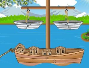 Play Boat Balancing Game