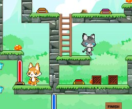 Play Cat Way Game