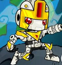 Play Robo Adventure Game